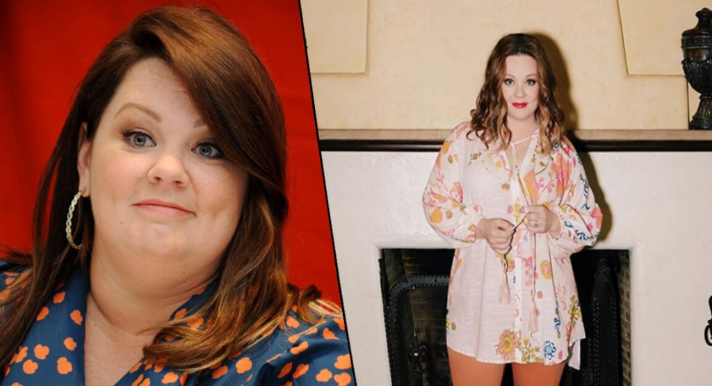 Melissa McCarthy Weight Loss after