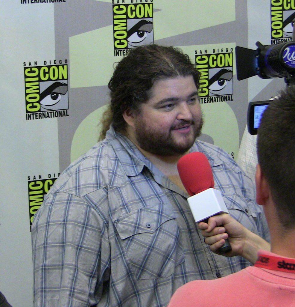 Jorge garcia weight loss Interview
