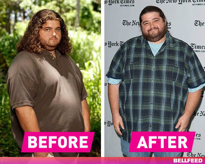 Jorge garcia weight loss Contrast map