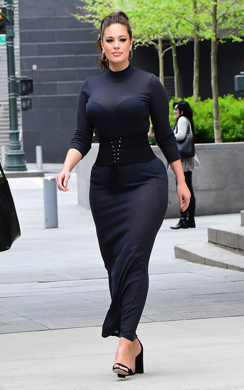 Ashley Graham Weight Loss Success