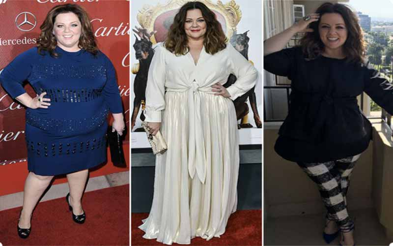 How Melissa McCarthy started her first-week weight loss