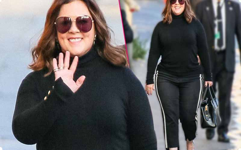 Melissa McCarthy Lose Weight Helped