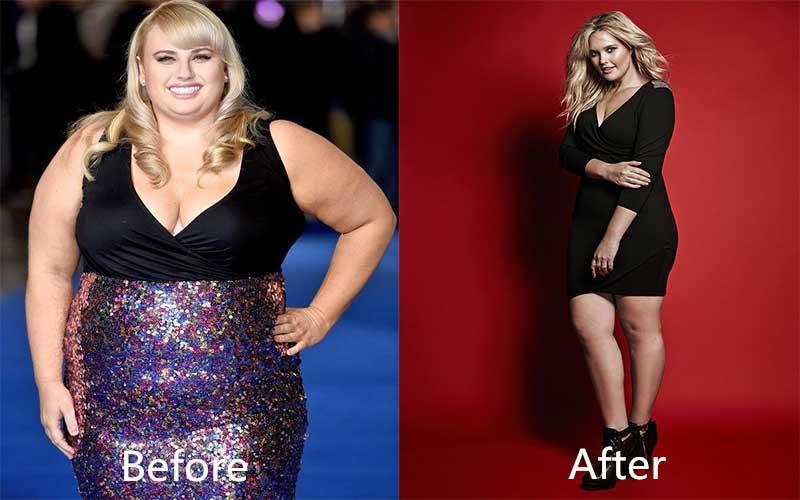Rebel Wilson weight loss 2017