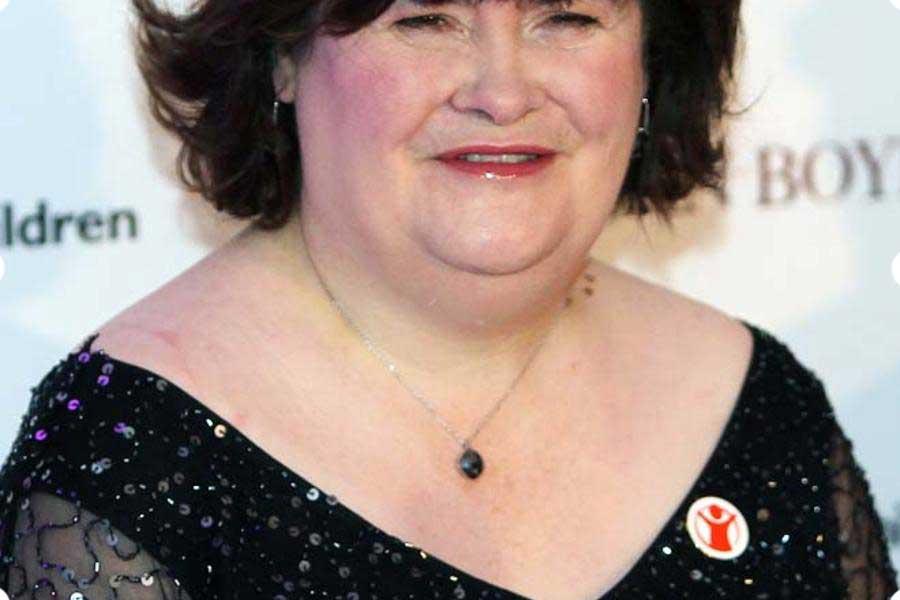 Susan Boyle's