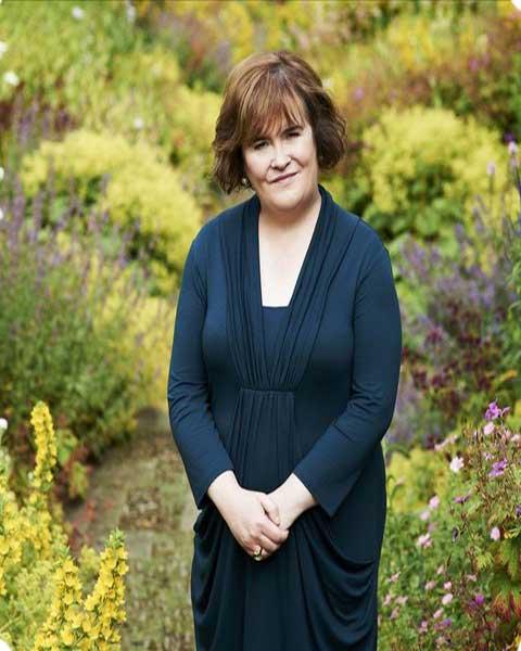 Susan Boyle's Weight