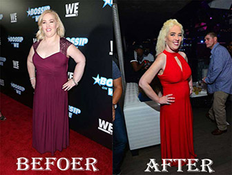 Mama June weight loss Cheats