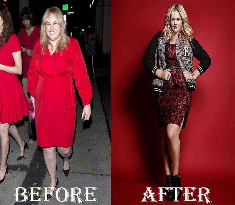 Rebel Wilson Weight Loss