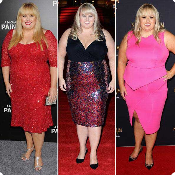 What steps did Rebel Wilson follow to lose weight